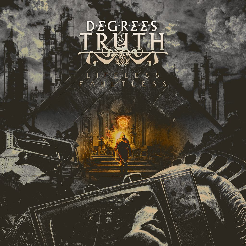 lifeless faultless symphonic metal album